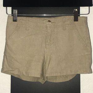 Old Navy Linen Girl Short